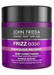 Маска восстанавливающая John Frieda Frizz Ease Miraculous Recovery от интернет – магазина John Frieda