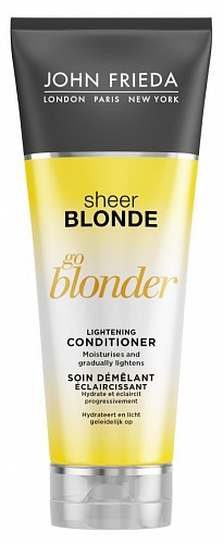 Осветляющий кондиционер John Frieda Sheer Blonde Go Blonder от интернет – магазина John Frieda