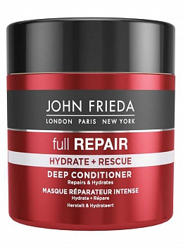 Маска Полное восстановление John Frieda Full Repair Hydrate Rescue от интернет – магазина John Frieda